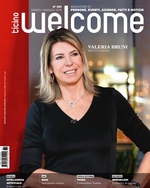 Ticino Welcome N°61 - March 2019