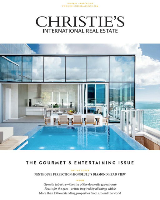 Christie's Real Estate Magazine - January 2018