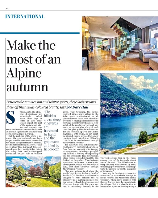The Daily Telegraph - October 2018