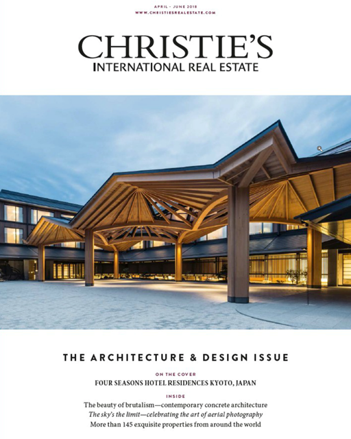 Christie's Real Estate Magazine - April 2018