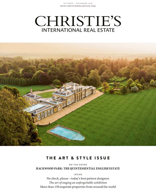 Christies Real Estate Magazine October 2018