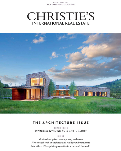 Christie's Real Estate Magazine - April 2017