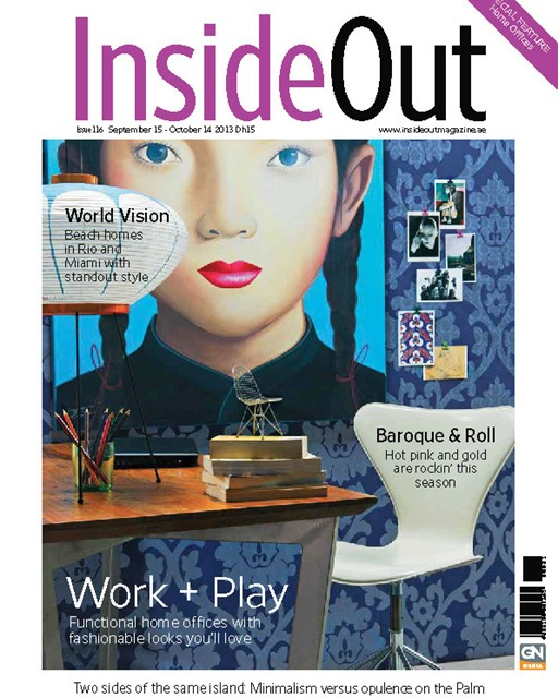 InsideOut Magazine - September 2013