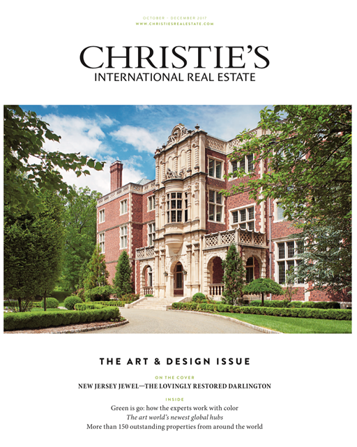 Christie's Real Estate Magazine - October 2017