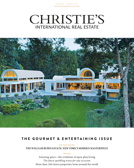 Christies Real Estate Magazine - January 2019