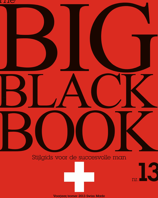 Big Black Book - Spring 2013