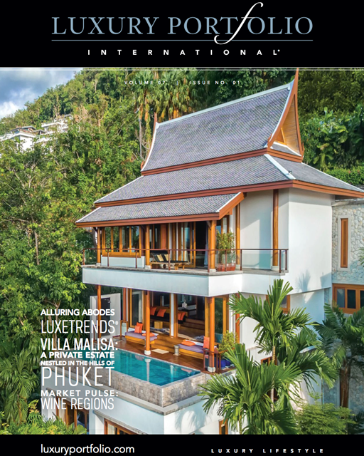 Luxury Portfolio Magazine - February 2017