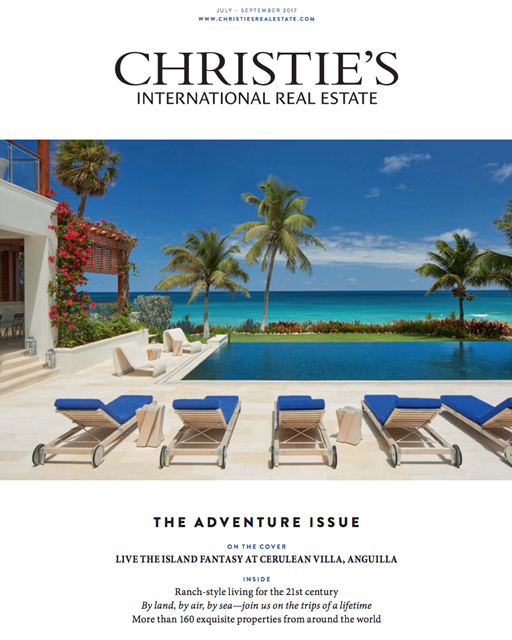 Christie's Real Estate Magazine - July 2017