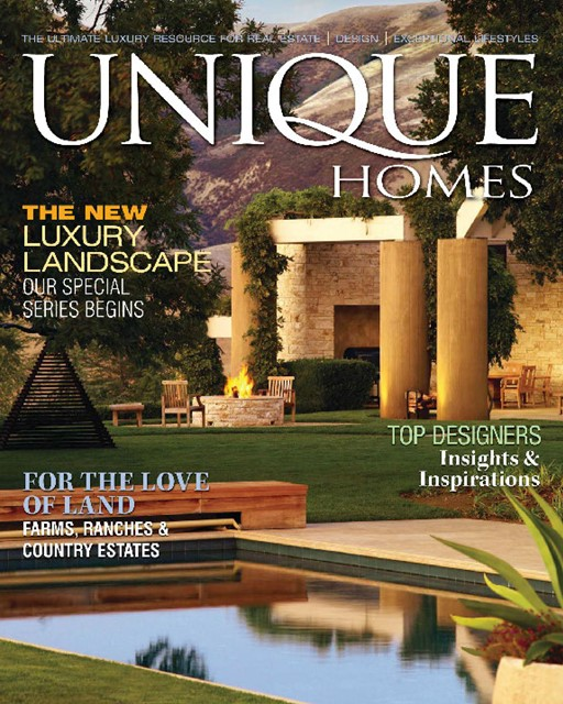Unique Homes - March 2013