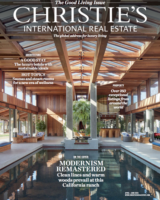 Christie's Real Estate Magazine - April 2016