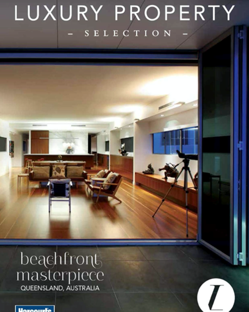 Luxury Property Selection Magazine - February 2013