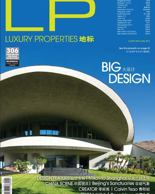 LP - Luxury Properties - May 2013