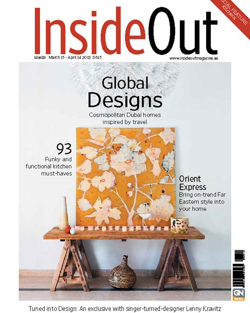 InsideOut Magazine - March 2013