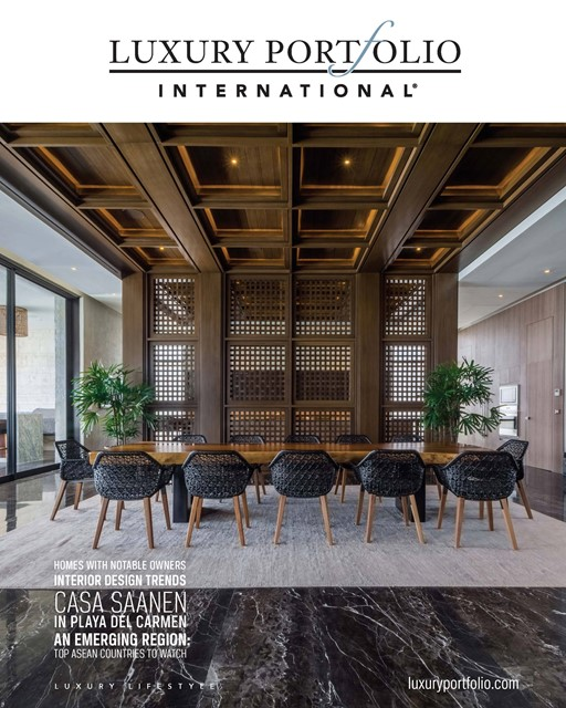 Luxury Portfolio Magazine - Fall 2018