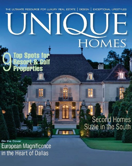 Unique Homes - September 2013