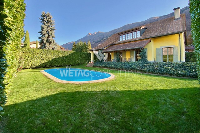Ticino Luxury Real Estate for sale
